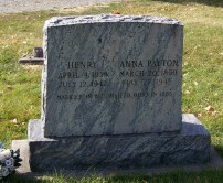 Henry and Anna Allen