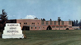 Madigan Army Hospital Fort Lewis