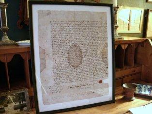 Cudworth Deed 1680