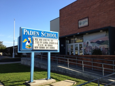 Paden Elementary School - Alameda, CA