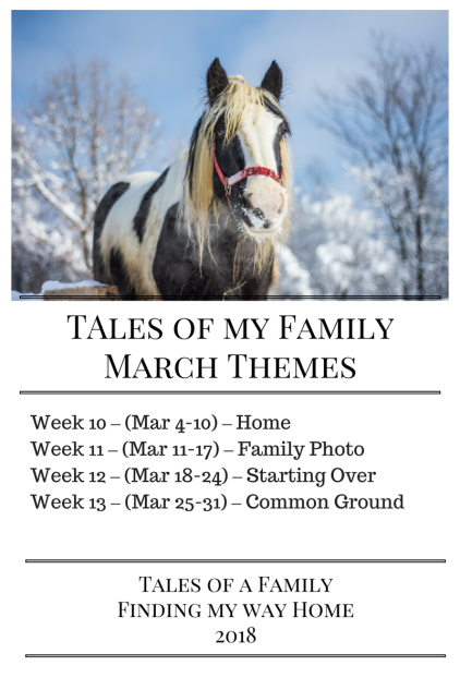 TAles of my FamilyMarch Themes copy